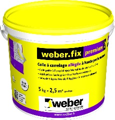 photo du produit Weber Fix Premium 5kg