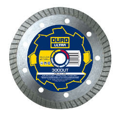 photo du produit DURO-Disque Diamant Carrelage 10mm DUT 125x1,2x22,2