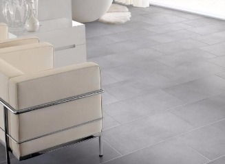 photo du produit Carrelage Sol Dock Grigio 34x34