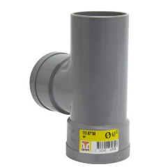 photo du produit Tes PVC D63 87° MF